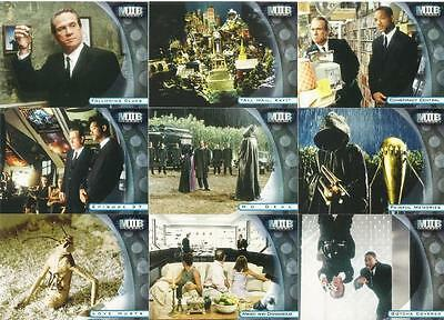 Men In Black II Trading Cards 81 Card Base Set Non-Sport Trading Cards & Accessories Collectibles