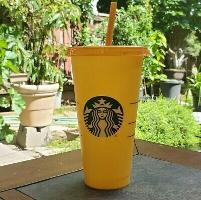 Starbucks Color Changing Summer Pride 2020 COLD Reusable Cup tumbler New Venti 6
