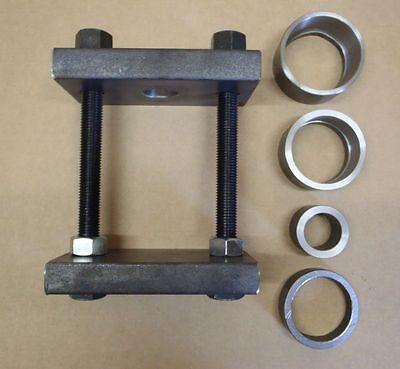 XXL Druckstück Satz Nissan Interstar Traggelenk unten Einpress Auspress Werkzeug