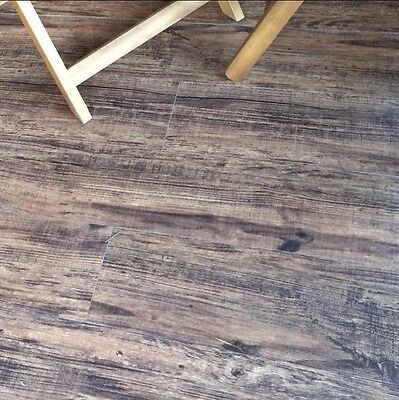 Vinyl Plank Flooring Self Adhesive Peel And Stick Rustic Wood Grain