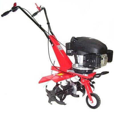 55752 Motobineuse 600 Motoculteur Couteaux fraises Motobêche thermique de jardin