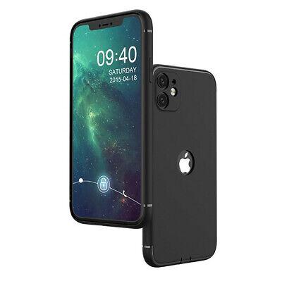 Antichoc amorti coque case protection mat iPhone 6s 7 8 Plus X XR XS Max 11 Pro 11