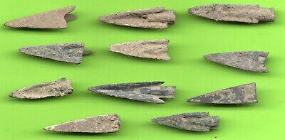 Lot 11 Sarmatia OLBIA Cast Proto Money ARROW 5th BC Ukraine Crimea Russland 35 2