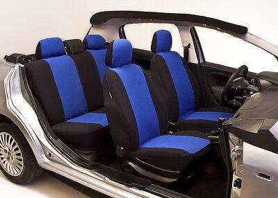 KRE EXCLUSIVE ROT Autositzbezüge Vordersitzbezüge Schonbezüge  VW Lupo