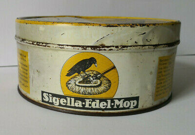 Alte Blechdose, Sigella Edel-Mop - Siegel & Co. Köln Braunsfeld, Wittenberg 2