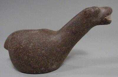 Pre Columbian Peru Bolivia Southern Highlands Stone Camelid Conopa 14-16th c. #5 7