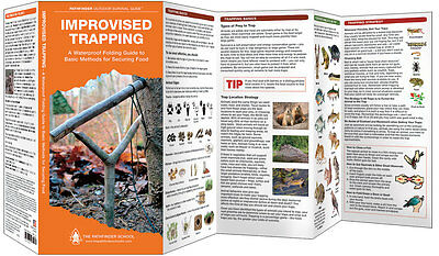 Improvised Hunting Weapons Pathfinder Outdoor Survival Guide®-Water /&Tear Proof