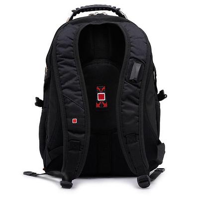 Swiss Gear Waterproof Travel Bag Laptop Backpack Computer Notebook School Bag 4