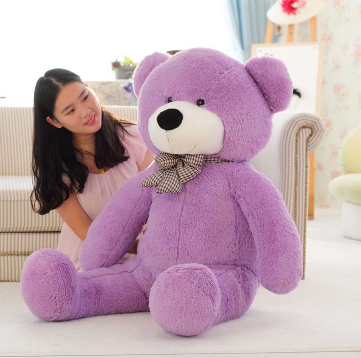 New Giant Huge Big Stuffed Animal Teddy Bear Plush Soft Toy Cute Gift 4