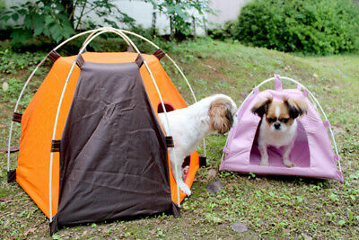 Portable Pet Tent Puppy Dog Pet Cat Outdoor Camping Sun Shelter Waterproof House 6