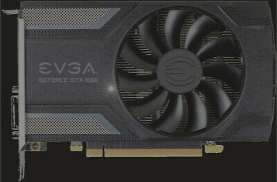 EVGA GeForce GTX 1060 6GB SC GAMING - 06G-P4-6163-KR 2