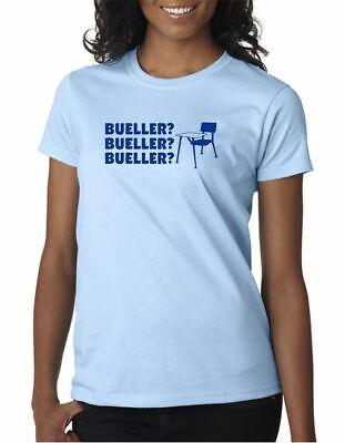 Bueller Bueller Bueller T-shirt Ferris Movie S-3XL 11