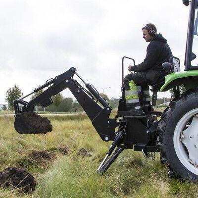 Kellfri Tractor Mounted Digger/Backhoe £3150+VAT 2