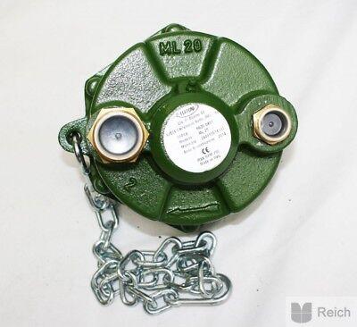 Wasserpumpe Zapfwellenwaschpumpe ML 20 Zapfwellenpumpe 5m Saug 10m Druckschlauch