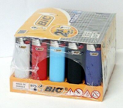 BIC Maxi BIC Feuerzeuge 50 Stück J26 mit Kindersicherung Original-Display 450
