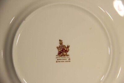 Royal Doulton Bunnykins Nursery Vintage Plate Fine Bone Porcelain L014181 5