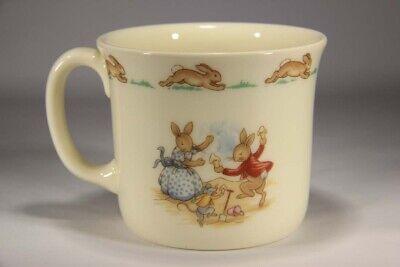 Royal Doulton Bunnykins Nursery Vintage Cup Fine Bone Porcelain L014179 2