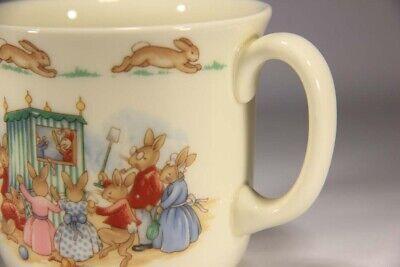 Royal Doulton Bunnykins Nursery Vintage Cup Fine Bone Porcelain L014179 4