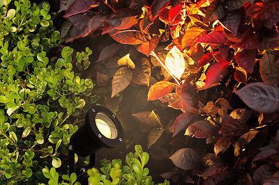 Garden Spike Lights Adjustable Outdoor IP65 GU10 Mains Various Pack Sizes 3