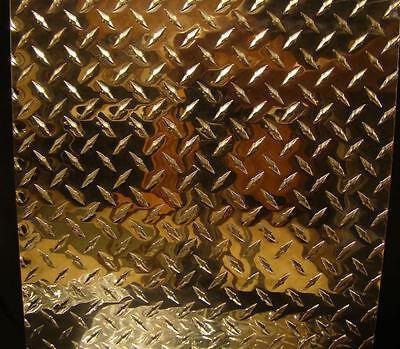 ".045 x 12"" x 48"" Diamond Tread Sheet / Brite 3003 -H22 2"