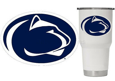 Penn State Nittany Lions 4 Premium Vinyl Decal Sticker For