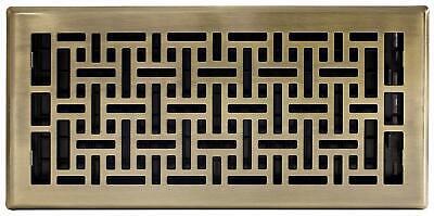 Floor Register Design Vent Cover Steel 2x12 3x10 6x10 6x12 6x14 4x10 4x12 4x14 3
