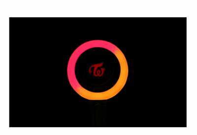 TWICE - TWICE [CANDY BONG Z] OFFICIAL LIGHT STICK Ver 2 + Pre-Order Benefit Card 7