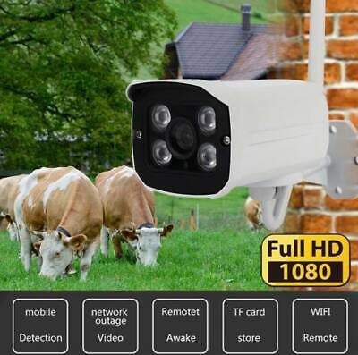 Telecamera Wi Fi Da Esterno Ip Camera P2P Wireless Ir Infrarossi Ipcam Micro Sd 4