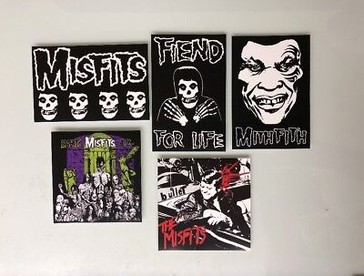 Misfits Sticker Pack 3