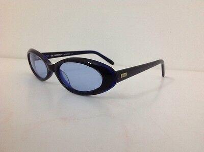 f605b062c3 BLUE BAY SAFILO Occhiale Da Sole Donna Plastica Blu Lente Celeste A Gatta  Ovale