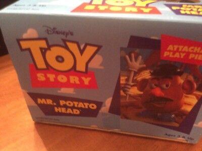 Disney Pixar Toy Story Mr Potato Head Plush Attachable Play Pieces MIB 6