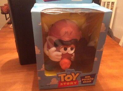 Disney Pixar Toy Story Mr Potato Head Plush Attachable Play Pieces MIB 2