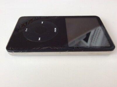 Apple iPod classic 5th Generation Black (30 GB) - Fair Condition #62812 5