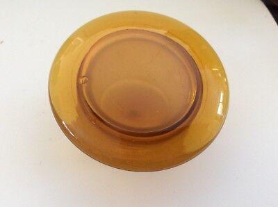 Apothekerflasche Braunglas ca 20 cm Vintage (60er Jahre)?