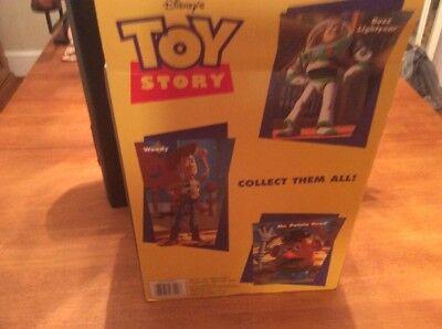 Disney Pixar Toy Story Mr Potato Head Plush Attachable Play Pieces MIB 4