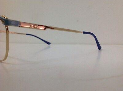 Benetton Occhiale Da Vista Junior Metallo Celeste Asta Flex Gatta12,5 Frontale 11