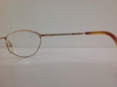 Galileo Occhiale Da Vista Junior Bambina Oro Strass Asta Flex Gatta12cm Frontale 5