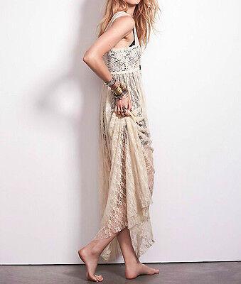 Vestito Copricostume Mare Donna Pizzo Beach Dress Lace Cover Ups 110096
