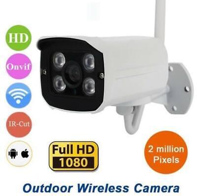 Telecamera Wi Fi Da Esterno Ip Camera P2P Wireless Ir Infrarossi Ipcam Micro Sd 5
