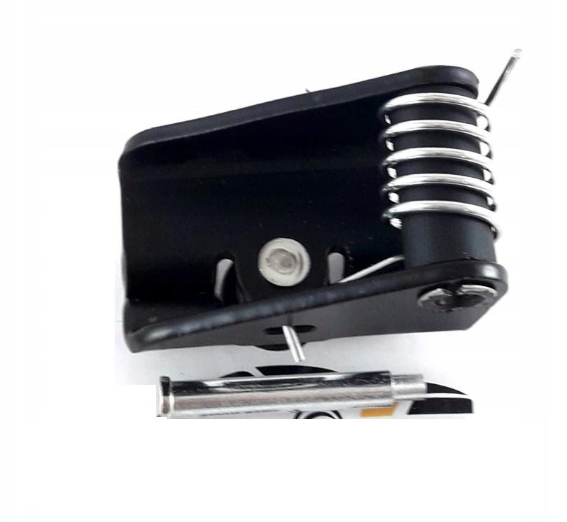 TRAFIC VIVARO 01- Roulette charniere guide porte latérale coulissante droite 5
