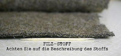 Filz Natur Produkt Filzmatte Wollfilz 100/% Schurwolle Schafwolle Meterware