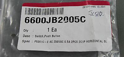 Lg Refrigerator Switch Push Button Gr-432Sca, Gr-482Sca, Gr-559Fsdr, Gr-T712Dvq 3