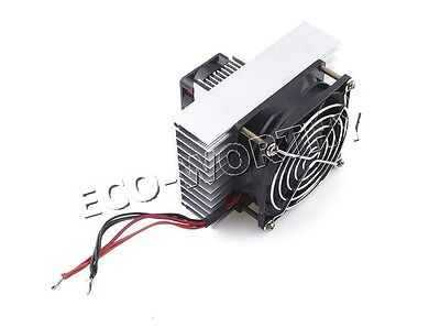 DC12V Semiconductor Electronic Cooling Pet Air Conditioner Cooler Refrigerator 3