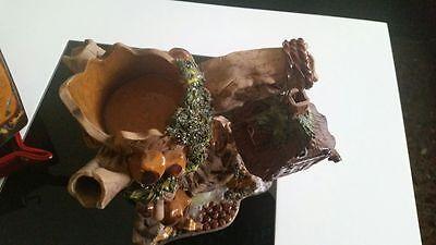 Árbol - Figura de arcilla artesanal 4