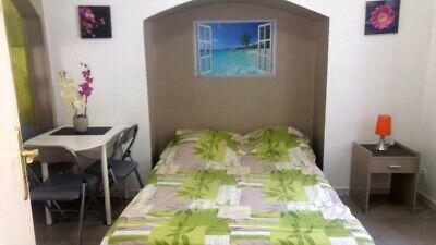 Studio meublé à 100m de la plage de juan les pins 3
