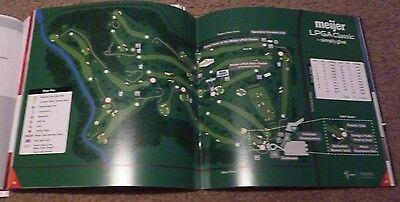 2014 2015 & 2016 GOLF Spectator Guides MEIJER LPGA Classic Blythefield 1st 3 Yrs