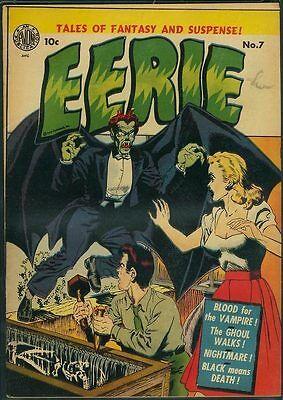 CD 22 EERIE WITCHCRAFT AVON Golden Age Comic Books Horror