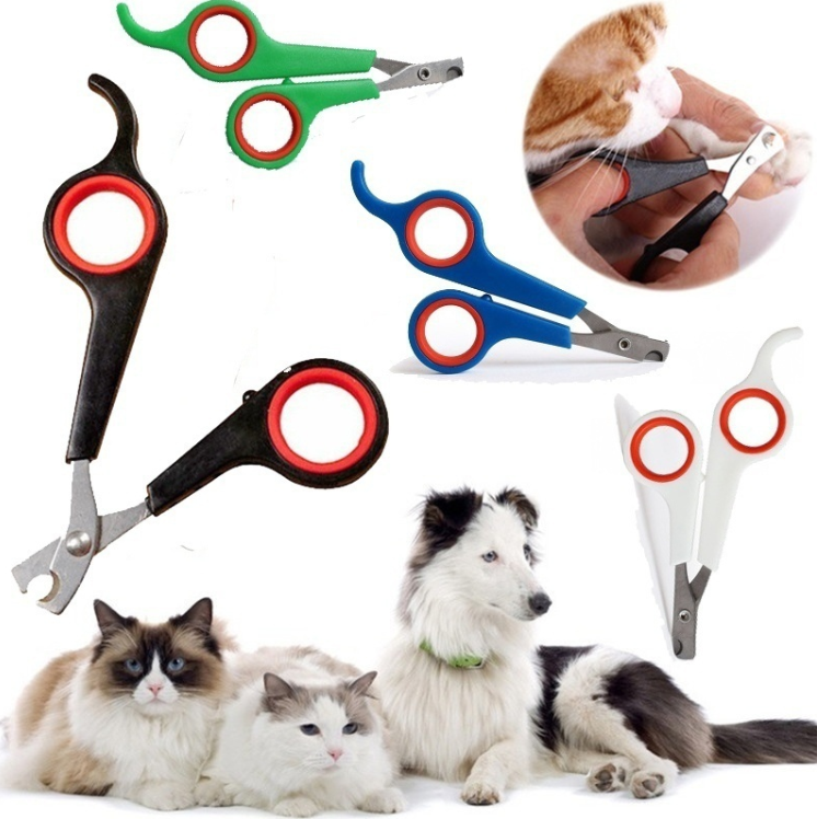 Puppy Nail Clippers Claw Cutters PET DOG CAT RABBIT Animal Scissors Trimmers 4