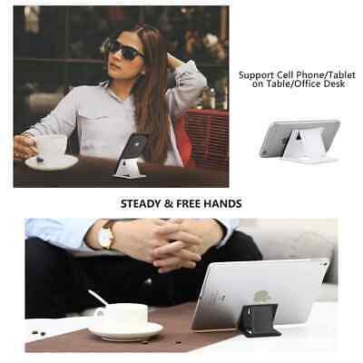 Universal Adjustable Mobile Phone Holder Stand Desk Tablet Foldable Portable 9
