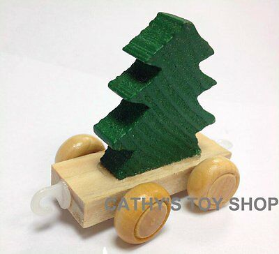 Wooden Wood Train Letters Alphabet Personalised Name Train Set Christening Gifts 6